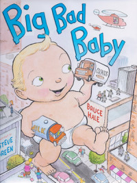 Big Bad Baby Book Cover