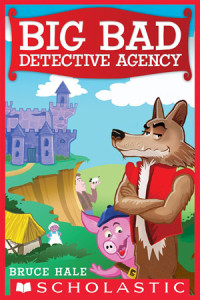 Big Bad Detective Agency Cover