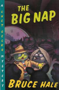 The Big Nap Book Cover