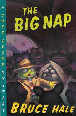 The Big Nap Book Cover