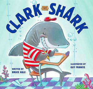Clark the Shark book cover