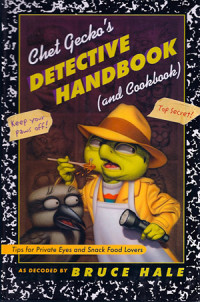 Chet Gecko's Detective Handbook Cover