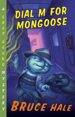 Dial M For Mongoose Cover