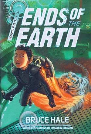 Book 2: Ends of the Earth Cover