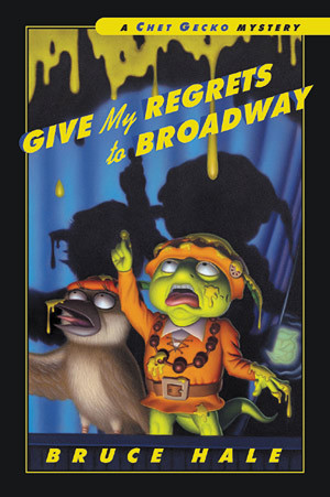Give My Regrets to Broadway Cover