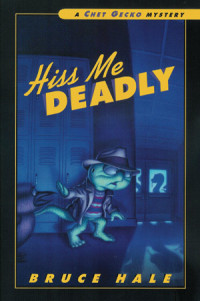 Hiss Me Deadly Cover