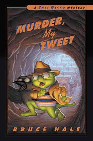Murder My Tweet Cover