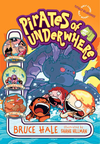 Pirates of Underwhere Cover