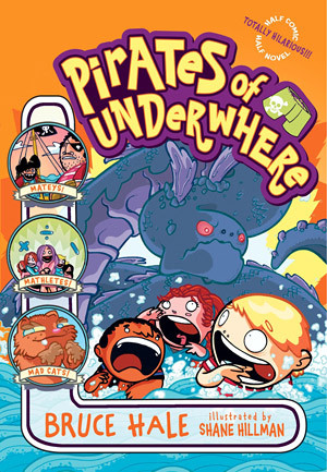 Pirates of Underwhere Cover