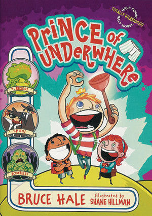 Prince of Underwhere Cover
