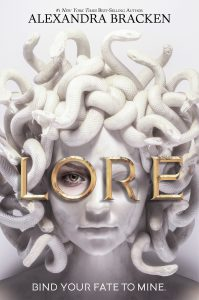 Book cover of LORE
