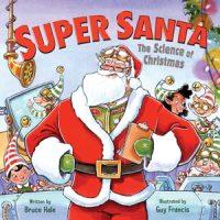 book cover, Super Santa
